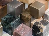 Various cubes — Stock Photo