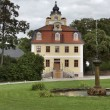 Schloss Belvedere - Stock Photo
