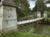 Bridge in Weimar — Stock Photo