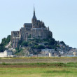 Mont Saint Michel Abbey — Stock Photo