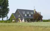 Casa en francia — Foto de Stock