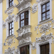 Historic building in Dresden — 图库照片