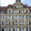 Historic building in Dresden — Stockfoto