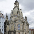 Dresden Frauenkirche — Stock Photo #33298791