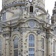Dresden Frauenkirche — Stock Photo #33298825