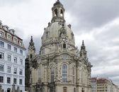 Frauenkirche de dresden — Foto de Stock
