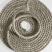 Rolled rope — Stock Photo