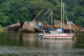 Shipwrecks — Stock Photo