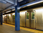 Subway scenery — Stock Photo