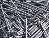 Lots of nails — Stock Photo