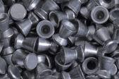 Diabolo pellets — Stock Photo