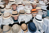 Lots of hats — Stockfoto