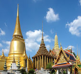 Grand Palace in Bankok — Stock Photo