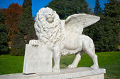 Lion of San Marco — Stock Photo
