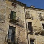 Italian old houses — Stock Photo #44447617