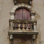 Italian old houses — Stock Photo #44527467