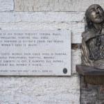 William Shakespeare in Verona — Stock Photo #50212123