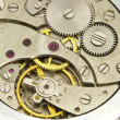 Clockwork close up — Lizenzfreies Foto