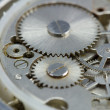 Clockwork close up — Stock Photo #18467813