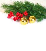 节日圣诞贺卡 — 图库照片