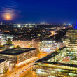 Skyline of Hannover, Germany — Stock Photo
