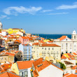 Stock Photo: Lisbon downtown, Portugal