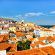 Lisbon downtown, Portugal — Stock Photo