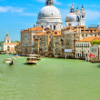 Grand Canal in Venice, Italy — Stock Photo #28704139