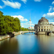Museum island on Spree river, Berlin — Stock Photo