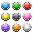 Web buttons — Stock Vector #12601971