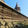 Stock Photo: Churchyard on island of Kizhi, Karelia, Russia
