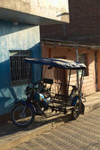 Mototaxi in Mancora, Peru — Stock Photo
