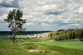 Rural panorama — Stock Photo
