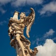 Stock Photo: Angel statue in Rome, Italy