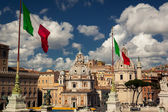 Viev of Rome, Italy — Stock Photo