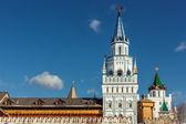 Kremlin in Izmaylovo in Moscow, Russia — Stock Photo