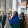 Orthodox wedding ceremony - Foto de Stock