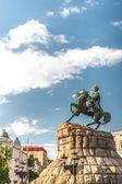 Monument to Hetman Bogdan Khmelnitsky — Stock Photo