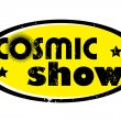 Cosmic show - Stock fotografie