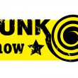 Funk show stamp — Stock Photo