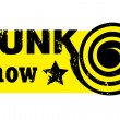 Funk show stamp - Stock fotografie