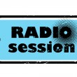 Radio session — Stock Photo