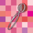 Tea strainer — Stockfoto