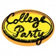 College party - Foto de Stock