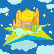 Castle on a star - 