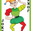 Joker - Stock fotografie
