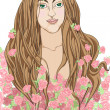 Roses fairy - 