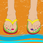 Slippers — Stock Photo #49846953