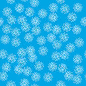 Abstract background of winter — Stock Vector