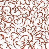 Cheerful seamless pattern — Stock Vector